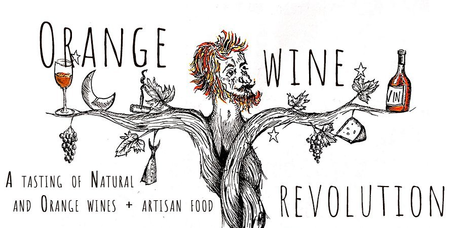 Orange Wine Revolution logo